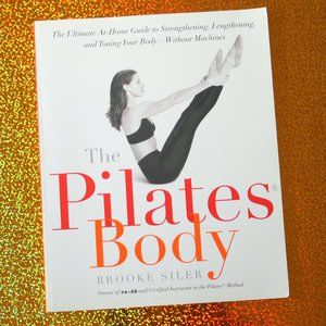 The Pilates Body Instructional Book